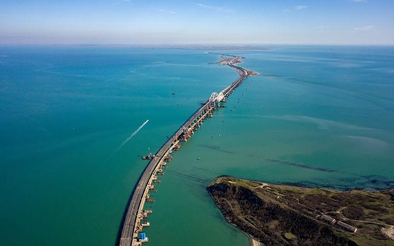 Государственный комитет опубликовал схему подъезда к Крымскому мосту
