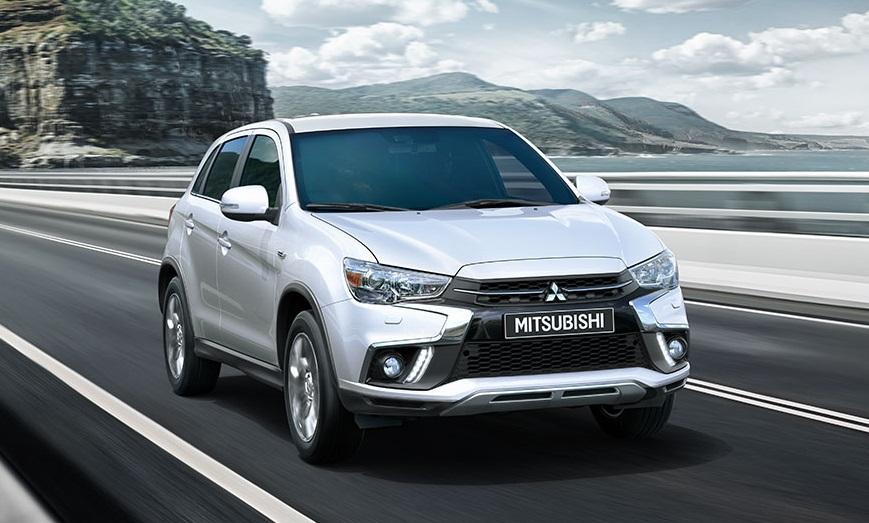 Mitsubishi отзывает в России 38 тыс. 899 автомобилей моделей Mitsubishi Outlander и ASX из-за дефектов