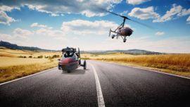 В Женеве покажут первый в мире серийный летающий автомобиль