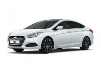 Hyundai i40 АКП